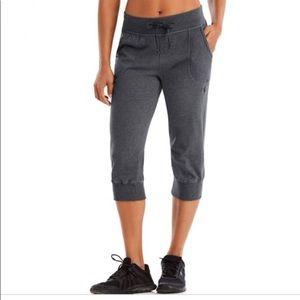 🌻XL Champion grey jersey pants, sweat, athletic